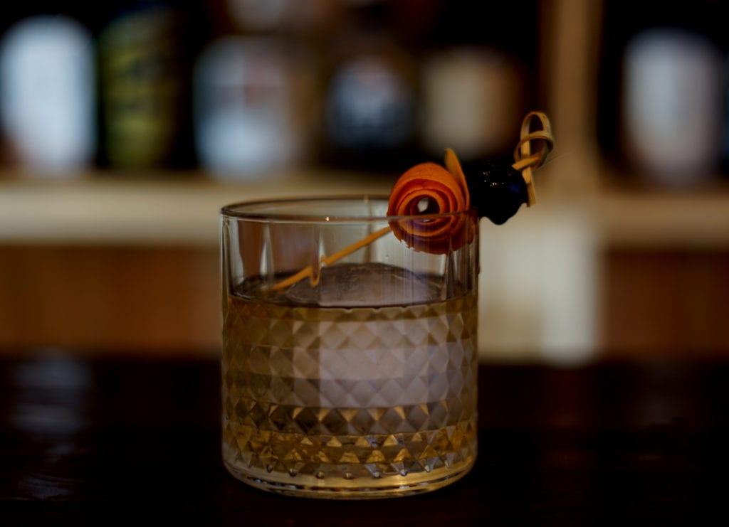 Old Fashioned Cocktail 1